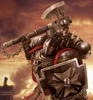 Black Templar by cnquistador