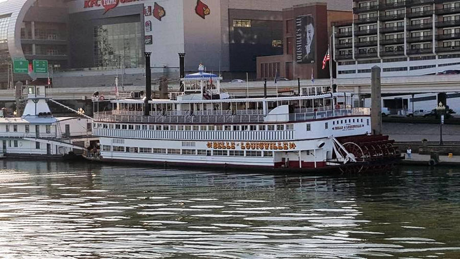 Belle of Louisville by dracopendragon1985
