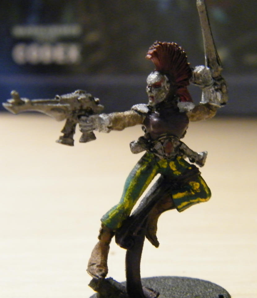 Warhammer 40k Eldar Harlequin 1 By CrimsynSeraph On DeviantArt