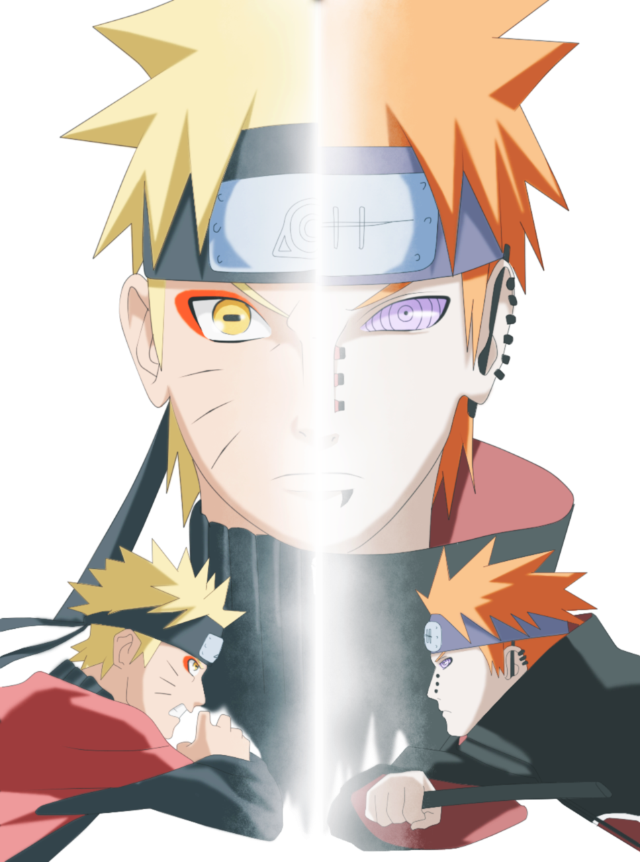 Naruto vs Pain Full Fight English Dub - YouTube