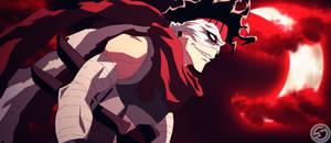 My-Hero-Academia-Stain by GEVDANO