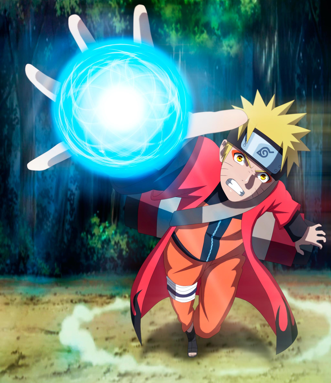 Naruto Rasengan by GEVDANO on DeviantArt