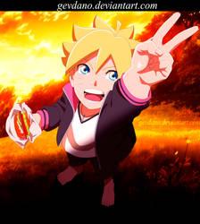 boruto-Naruto-Next-Generetion by GEVDANO