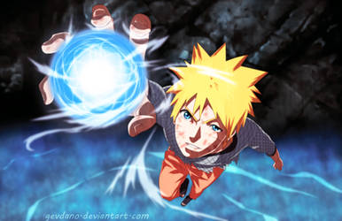 Naruto Shippuuden by GEVDANO