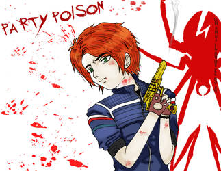 PARTY POISON by Waylove94