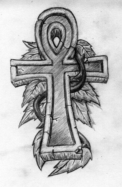 zeichen leben tattoo