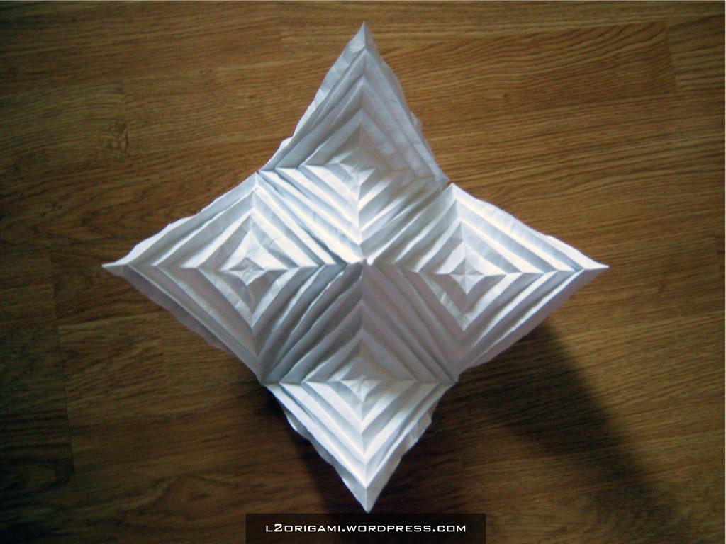 Origami Fall Challenge 21 by DarkUmah