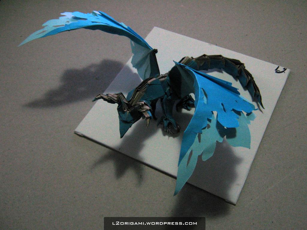 Demon Flame Koboto - Darkness Dragon by DarkUmah