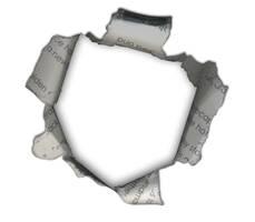 Paper Crash by LuluElle