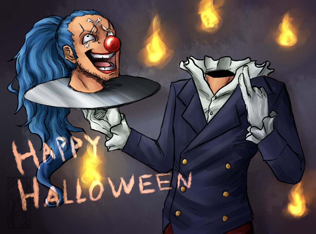 Halloween 2013 by Deer-Head