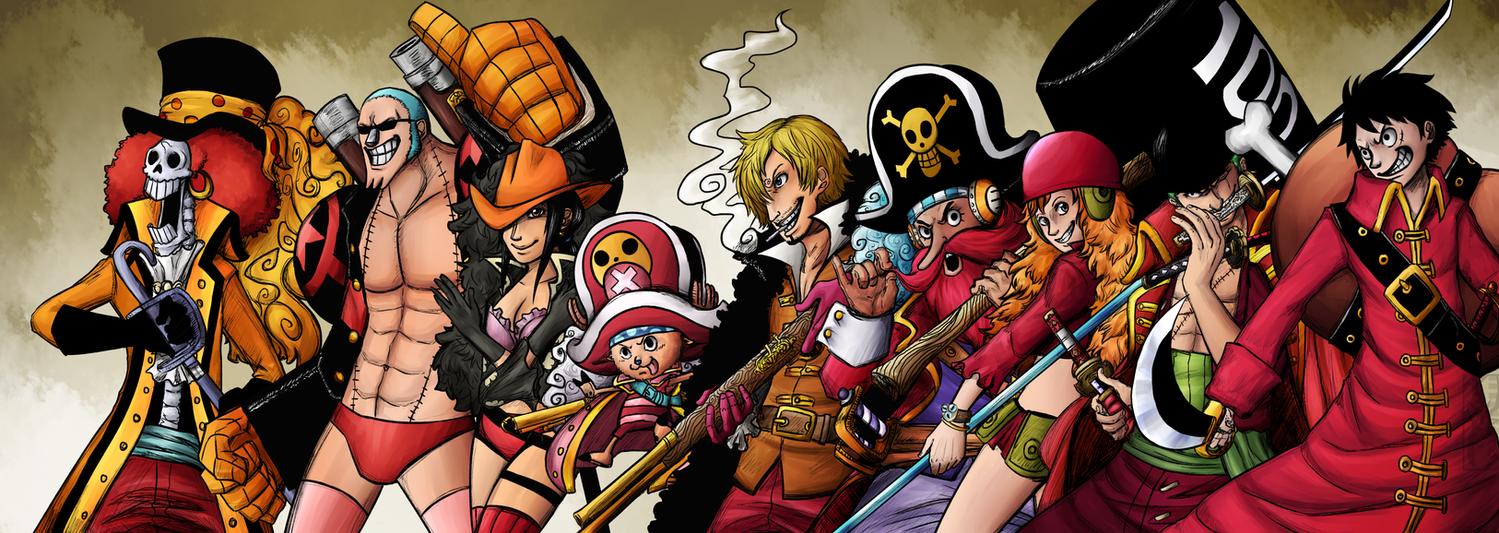 One Piece: Film Z by Deer-Head