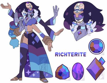 FUSION: Richterite