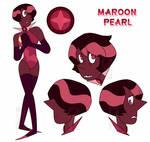 Maroon Pearl