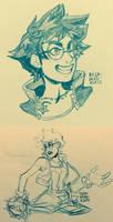 KHsona doodles