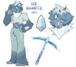 Ice Quartz Nat