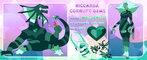 RC Corrupt Gems: Malachite