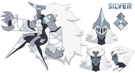 Silver by Deer-Head