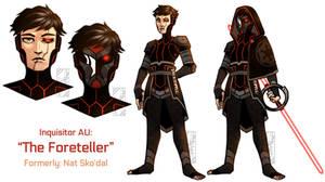 Inquisitor AU
