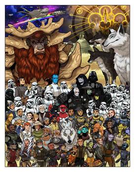 Star Wars: Rebels ZINE