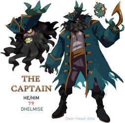 Dhelmise Captain