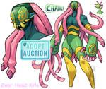 Cradily AUCTION ADOPT (CLOSED)
