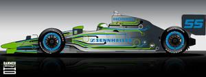 Sennheiser Indycar