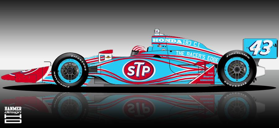 STP Indycar