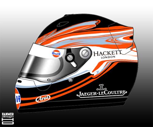Gulf Helmet by hanmer