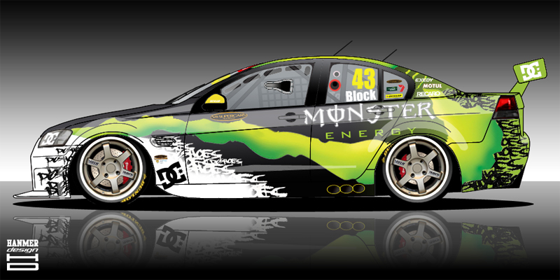 Monster dc shoes v8 supercar by hanmer on deviantart monster dc shoes v8 supercar by hanmer voltagebd Images