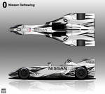 Nissan Deltawing ALMS