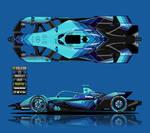 Polestar Cyan Formula e concept