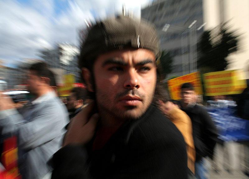 YOK protesto eylemi by abdulicart