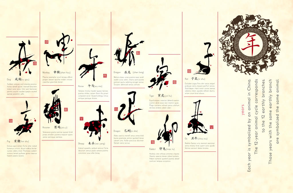 Chinese Calligraphy 8 By Boonsinwei On Deviantart