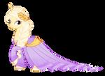 Ophelia Gala dress