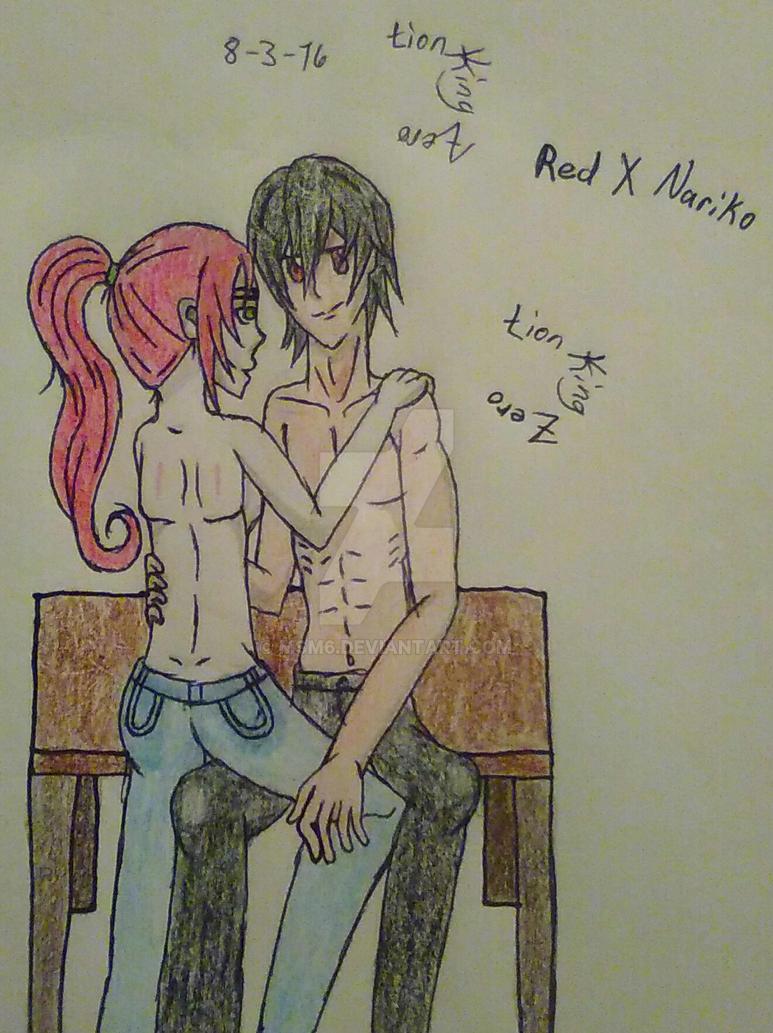 Red X Nariko by Msm6