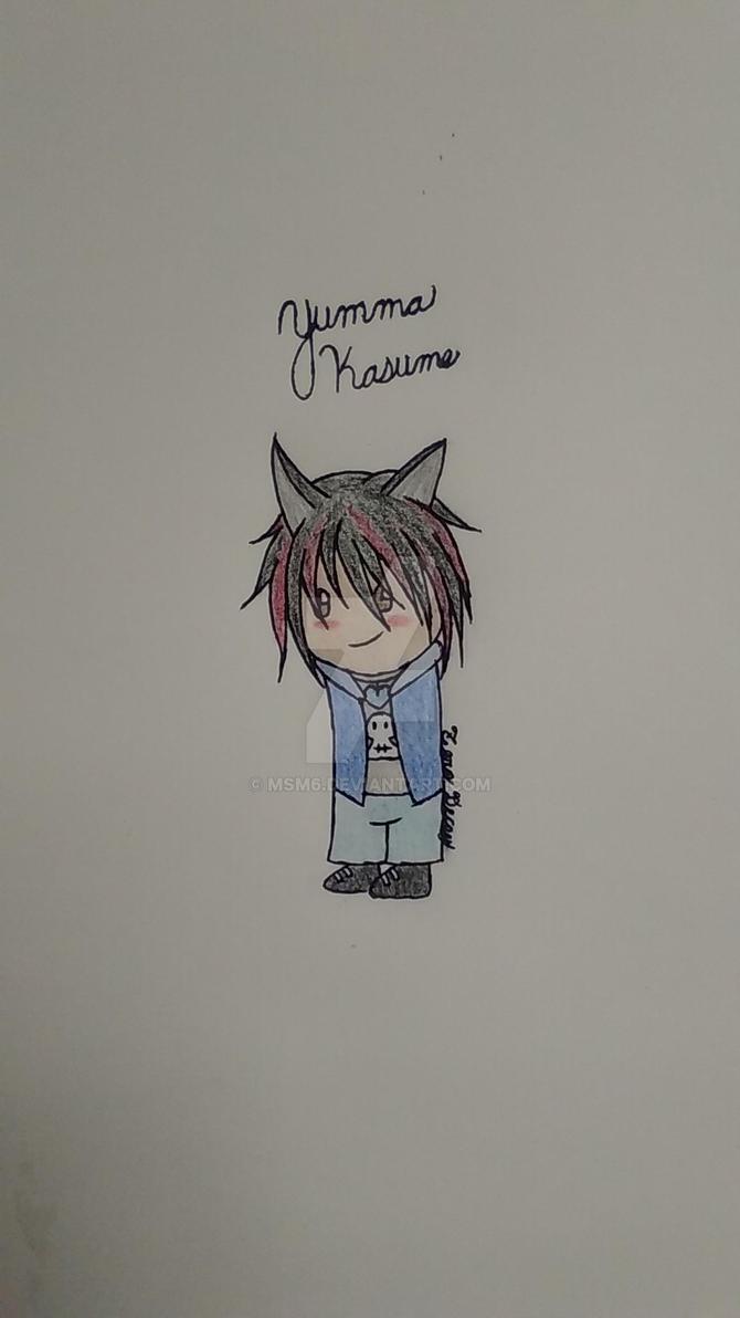 Homestuck Chibi: Yumma Kasume by Msm6