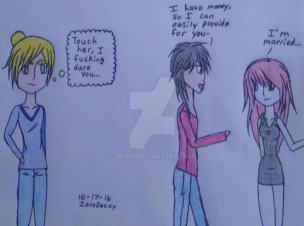 The Random Flirt by Msm6