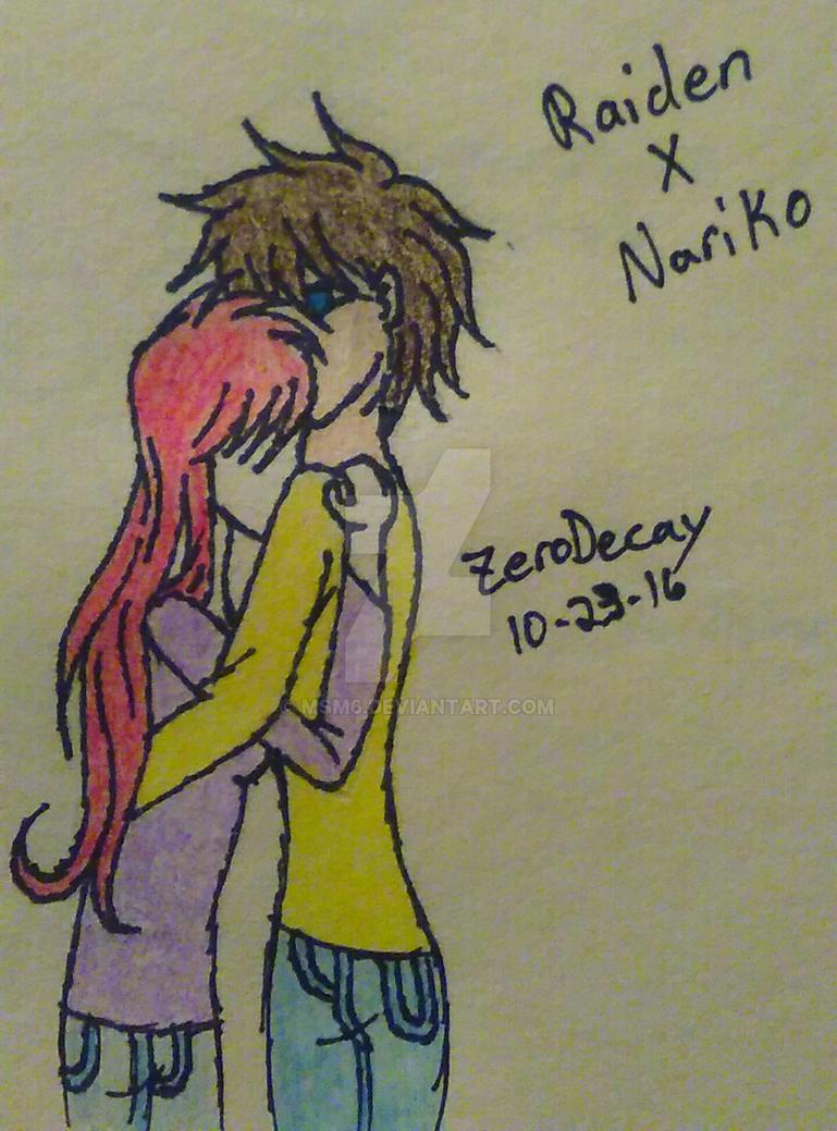 Raiden X Nariko 3 by Msm6