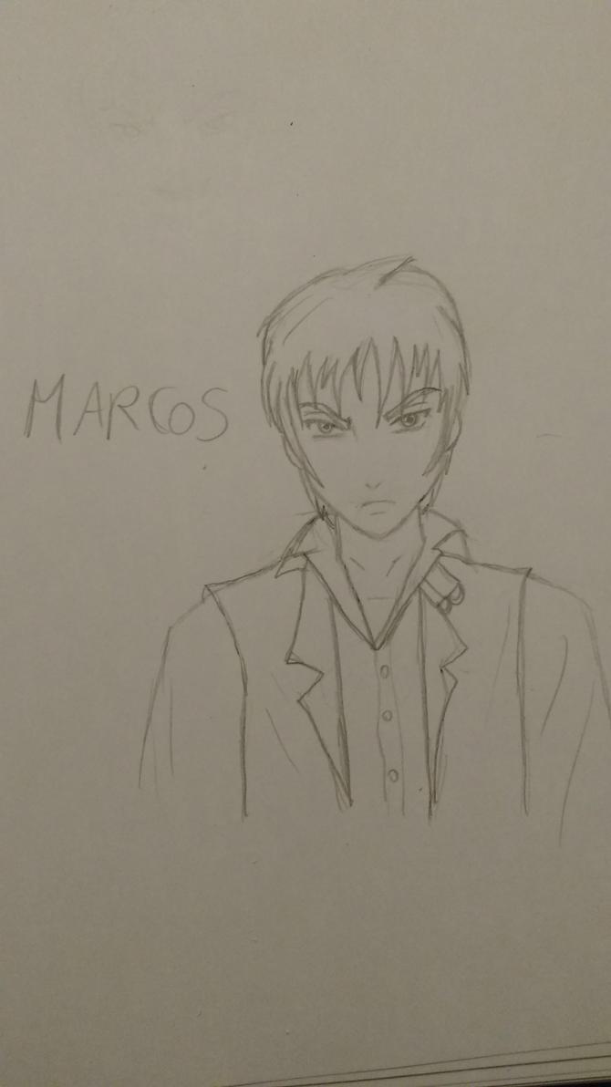 Marcos (Cruzada de Sangre) by Alishta7