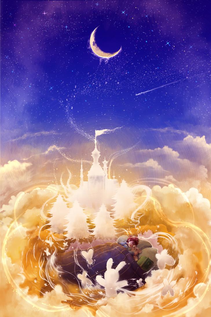 dream by Sarakrista