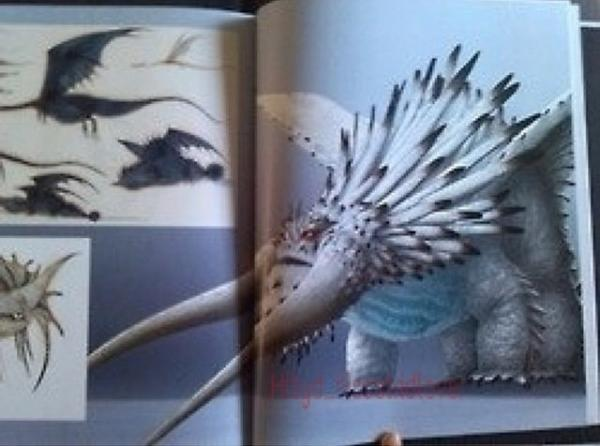 The Art Of HTTYD 2 Bwildabest Full Body por hiccupandtoothless22