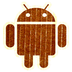 Textured Android