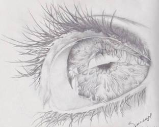 An eye for an eye by helluvaman