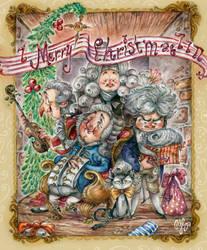 Sassy 'n Christmassy