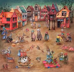 Bruegel's Carnaval