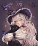 Asecci- Lulybot - Semirealism- Catlover
