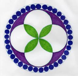 just circles