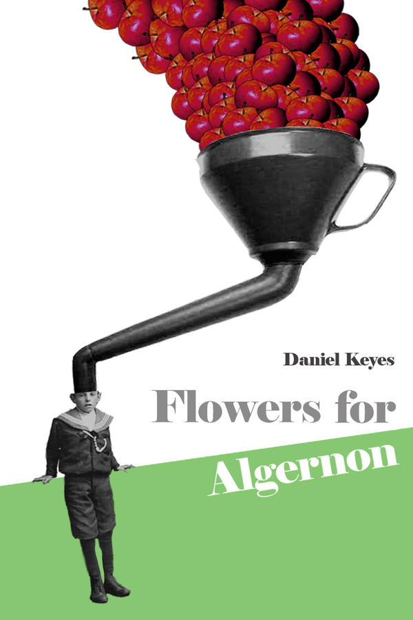 flowers for algernon book cover. wallpaper Flowers for Algernon