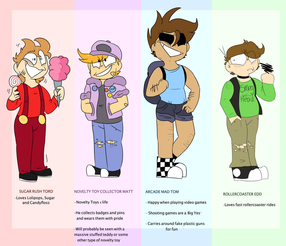 ASK THE EDDSWORLD FUN! AU by M-ISSION on DeviantArt