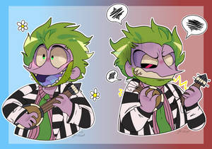 Hi!! I'll Be Your Guide | Beetlejuice the Musical